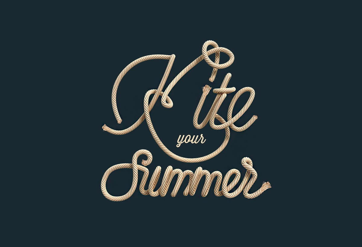 Kite your summer